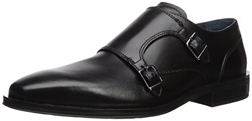 Cole Haan Mens Dawes Grand Double Monk-strap Loafer Black