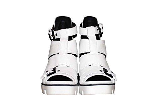 Sandali donna in pelle per l'estate scarpe RIPA shoes made in Italy - 35-351