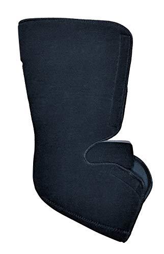 - United Ortho 14007R Cam Walker Fracture Boot Liner, Large, Black
