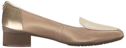 Loafer Daneen Women's Leather Klein Slip Multi On Light Anne Natural xwFYAqEp