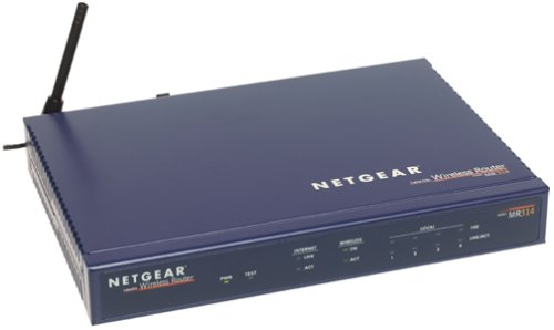 Netgear Broadband Access Wireless (Netgear MR314 802.11b Wireless Cable/DSL Router with 4-Port Switch)