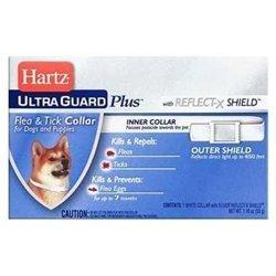 Hartz Corp. Ug Plus Flea & Tick Reflect Collr 1CT (Pack of 12) by HARTZ