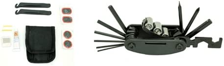 Repara pinchazos multitool herramientas para bicicleta kit ...
