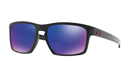 e929210d8f Oakley Men s Sliver OO9262 Non-Polarized Iridium Square Sunglasses - Buy  Online in Oman.