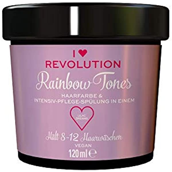 I Heart Revolution Rainbow Tones Lilac Dreams - Tinte para el ...