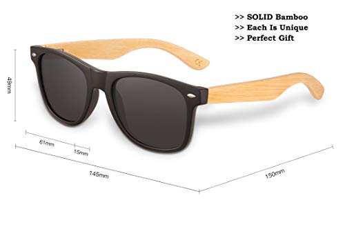 Personalized Wooden Sunglasses for Son and Husband,Engraved Wood Polarized Sunglasses Gift for Son, Graduation Gift from Mom, from Dad (A-For Husband)