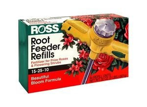 Root Feeder Refills - Ross Rose & Flowering Shrub Root Feeder Refills 54-pack 14410