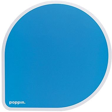 Price comparison product image Poppin Mouse Pad,  Pool Blue