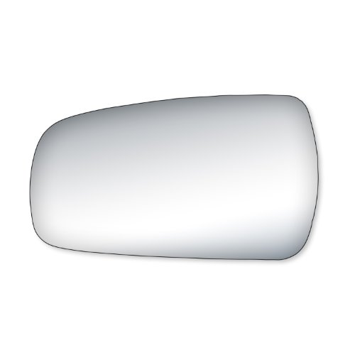 (Fit System 99108 Infiniti/Nissan Driver/Passenger Side Replacement Mirror Glass)