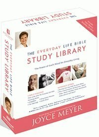 Software : Joyce Meyer Everyday Life Bible Study Library Package: