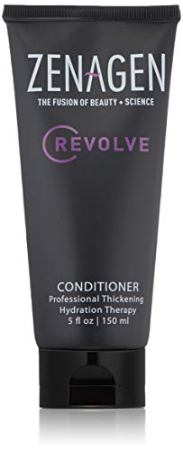 Zenagen Revolve Thickening Conditioner for Hair Loss and Fine Hair, 5 oz.
