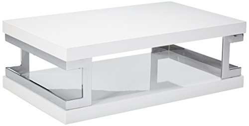 Cheap 247SHOPATHOME IDF-4486C Coffee-Tables, White