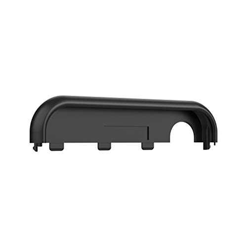 Top Piece Lost Replacement Part for Lonlif 5000mAh iPhone XR Battery Case (Only Top Part, Case Not Included) (Black)