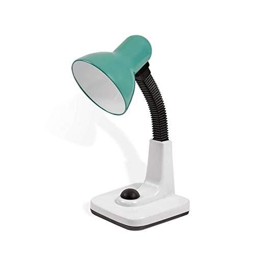 Abajur Luminária de Mesa Colors Verde Dimerizavel 1E27