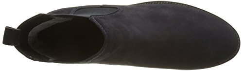 Caprice Damen 25317 Chelsea Boots Blau