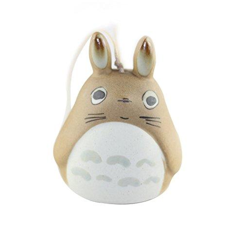 Ceramic Bell Ornament - Wildforlife My Neighbor Totoro Ceramic Hanging Ornament (1)