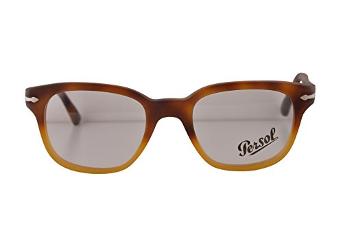 Persol PO3093V Eyeglasses 50-20-145 Light Havana Gradient Yellow 9024 PO3093 (FRAME - Persol Po3007
