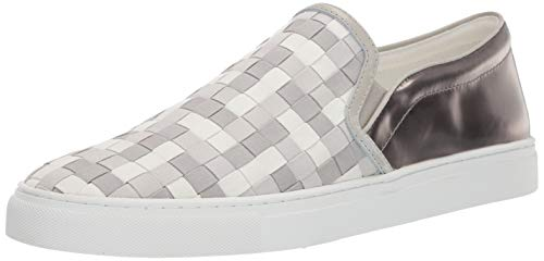 Donald J Pliner Men's Albin-WO Shoe, Gray, 11 D US