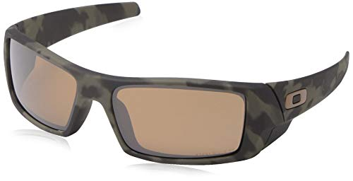 Oakley Men's Gascan Polarized Rectangular Sunglasses,, used for sale  Delivered anywhere in Canada