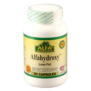 Alfahydroxy Lose Fat 90 Caps