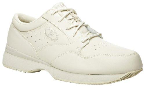 Propét Propet Hombres Life Walker Medicare / Código Hcpcs = A5500 Diabetic Shoe Sport White Sneaker 11.5 X (3e)