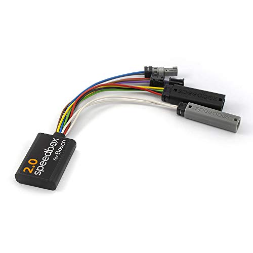 SpeedBox 2 for Bosch | Electric Bike Tuning Chip | Remove Speed Limit for Active, Performance, CX