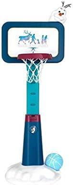 子供のバスケットボールは、バスケットボールを送信するために昇降ホーム屋内屋外屋外の撮影フレームベビーキッドのおもちゃスタンド