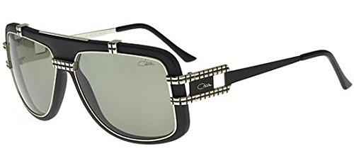 Cazal Gafas de Sol VINTAGE 661-7 BLACK SILVER BLACK SILVER ...