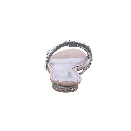 Tamaris Damen 27191 Zehentrenner Silber (PLATINUM GLAM 970)