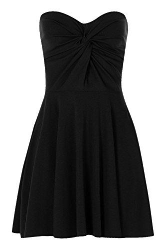 knot dress boohoo - 8