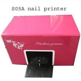 Escritorio pequeño impresora uñas pegatina uñas arte Digital ...