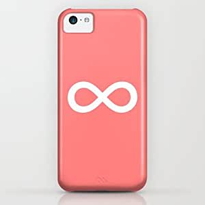 Society6 - Coral Infinity iPhone & iPod Case by M Studio