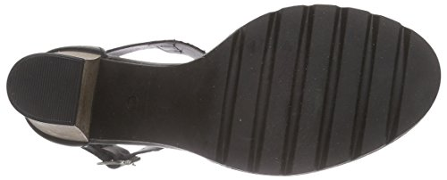 Schwarz Sandals Bar T WoMen 833004e2l Blck Bullboxer Black wpqIYY