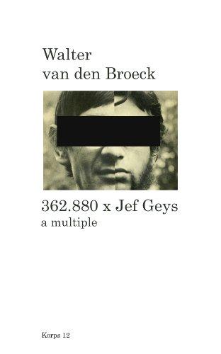 362880 X Jef Geys Kindle Edition By Walter Van Den Broeck