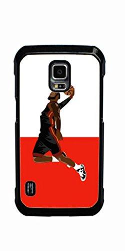 Basketball Sport Hard Case for Samsung Galaxy S5 Active