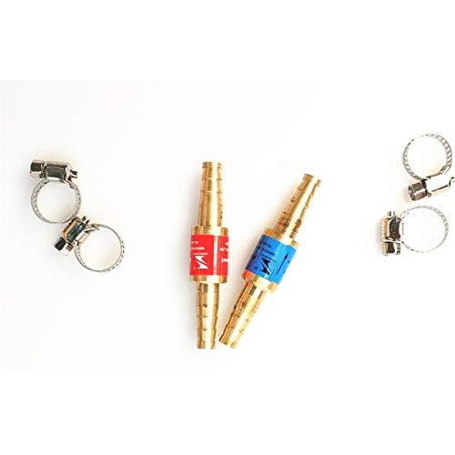 Flashback Arrestors, Oxygen Acetylene/Fuel Safety Valve Flame Buster (8mm Hose ID Version)