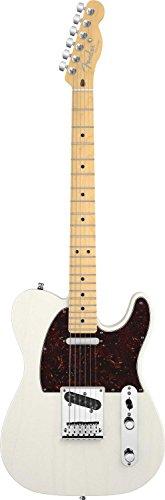 Fender American Deluxe Telecaster, Ash, MN, White (Fender American Deluxe Ash Telecaster)