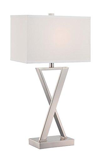 "Lite Source LS-22571 Alexis Table Lamp, 28"" x 9"" x 15"""