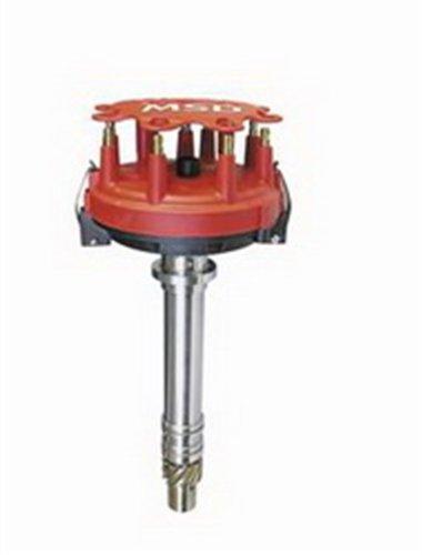 Crank Trigger Ignition - MSD 84697 Billet Crank Trigger Distributor