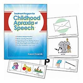 Treatment Program for Childhood Apraxia of Speech