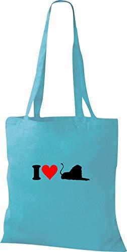 Tela Para Mujer Sky De Bolso Shirtstown Algodón Azul qPnEvWB