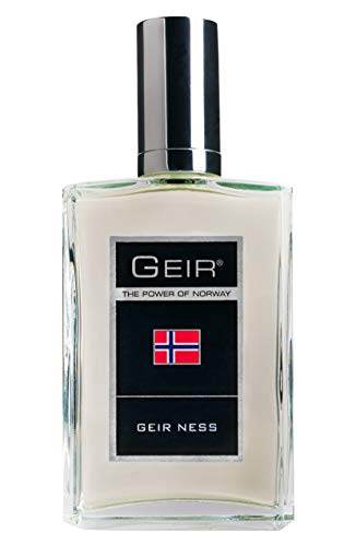 Geir by Geir Ness Eau De Parfum Spray 3.4 oz for Men – 100 Authentic