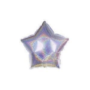 - Silver Sparkle Metallic 18