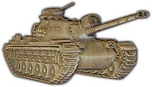 (US Army Tank M-48 2