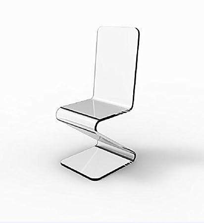Delicieux FixtureDisplays Beautiful Acrylic Plexiglass Lucite Z Chair! Best Price  Online! 10035 2