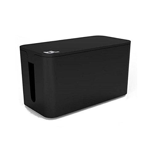 8 opinioni per Bluelounge Cable Boxmini Soluzione di Gestione Cavi, Nero