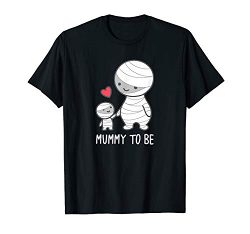 (Mummy To Be T-Shirt - Cute Funny)