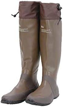 (Kiu) PACKABLE RAIN BOOTS メンズ パッカブル レインブーツ K35-BR LL