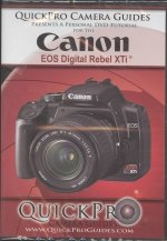 (Canon EOS Digital Rebel XTi / 400D Quickpro Camera Guide - A Tutorial DVD)