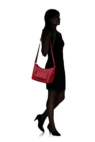 Rojo 2 Shoppers Y Shoulder De Samsonite Small Mujer Bag 1 0 Hombro dark Red Move Pocket Bolsos Rfwqx5H6